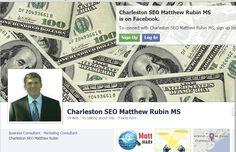 Charleston SEO Matthew Rubin MS