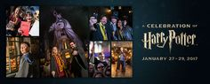 4th Annual A Celebration of Harry Potter at Universal Orlando in Jan 2017