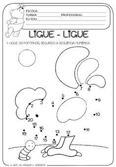 A Arte de Ensinar e Aprender: Atividades sequência numérica