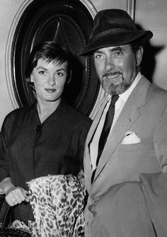 If you were born in 1958, that year Hollywood leading man Tyrone Power married Debbie Ann Minardos - together they had Tyrone Power's only son. Tyrone passed of a heart attack the same year during filming of a dueling scene in Spain. He didn't live to see the birth of his only son 2 months later.