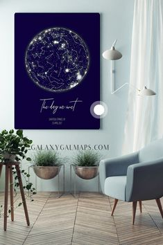 Custom Star Map - Sky Map Wall Art - Feature Any City Worldwide! Custom Map Art, Anniversary Gift, Wedding or Engagement Gift, Gift for Girlfriend or Boyfriend Bride And Groom Gifts, Wedding Gifts For Couples, Personalized Wedding Gifts, Gift Wedding, Anniversary Gifts For Couples, Boyfriend Anniversary Gifts, Boyfriend Gifts, 4th Anniversary, Nebraska