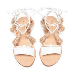 Loeffler Randal sandals love