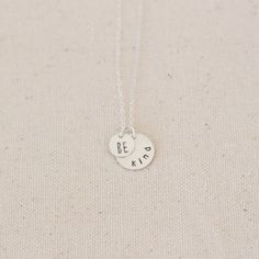 kindness is contagious! #bekind #handstamped