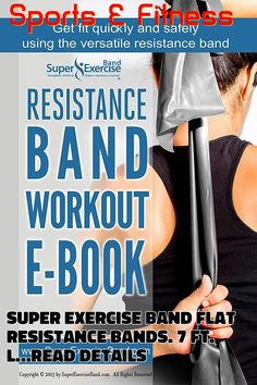 (This is an affiliate pin) Super Exercise Band Flat Resistance Bands. 7 Ft. Long. Latex Free. Door Anchor Included. Choose Light, Medium or Heavy Strength. Ideal for Training, Physical Therapy, Yoga, Pilates, Chair Workouts. Resistance Band Door Anchor, Resistance Bands, Pilates Chair, Exercise Bands, Chair Exercises, Stretch Bands, Physical Therapy, Latex Free, At Home Workouts