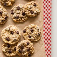 Chocolate Chip Rice Krispies Treat Cookies Recipe