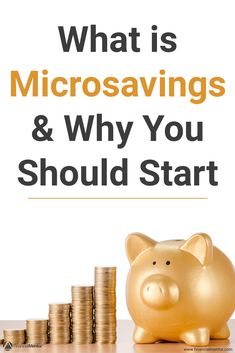 The best microsavings apps help making saving possible -- even fun! Compare the best microsavings apps features and costs. Quick Money, Ways To Save Money, Financial Literacy, Financial Goals, Saving Tips, Saving Money, Savings Goal, Savings Challenge, College Fund