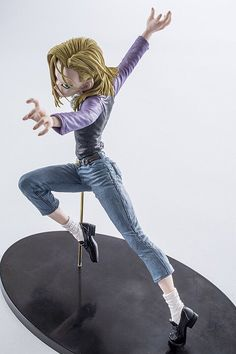 18CM Dragon Ball Z Android 18 Action Figure PVC //Price: $19.00  ✔Free Shipping Worldwide   Tag your friends who would want this!   Insta :- @fandomexpressofficial  fb: fandomexpresscom  twitter : fandomexpress_  #shopping #fandomexpress #fandom