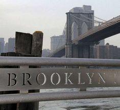 Imagem de Brooklyn, city, and new york Manhattan New York, Lower Manhattan, Brooklyn Bridge, Brooklyn City, Brooklyn Heights, Pisa, New York City, Photographie New York, Cities