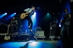 MUSIC PHOTO NEWS: The Great Malarkey