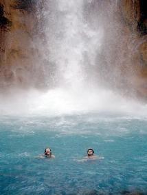 looks like a great hike Rio Celeste Waterfall-Costa Ricas Finest