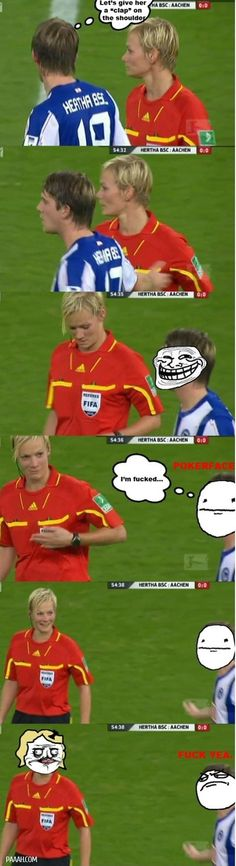 Me Gusta Referee on http://paaah.com
