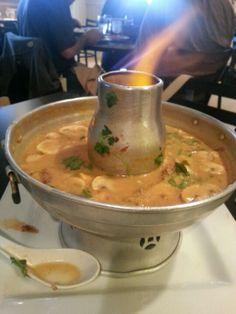 Malee's: my ultimate meal is tom ka gai, crispy pla, mango sticky rice
