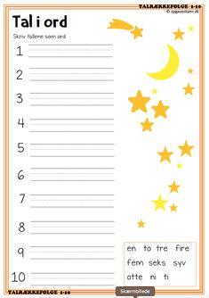 Kindergarten Math Worksheets, Preschool Kindergarten, Worksheets For Kids, Preschool Activities, Math Pages, Free Math, Math For Kids, Toddler Learning, Math Centers