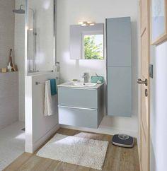 #bathroom #mini #Shower