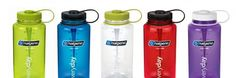 Stay Hydrated and Fit with Reusable Water Bottles | Nalgene Water Bottles