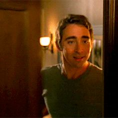Can you imagine seeing that face answering the door? A million times yes please