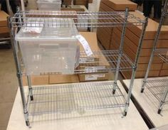 Brand new IKEA products with original package. Shelving, Ikea, The Unit, Decor, Shelves, Decoration, Ikea Co, Shelving Units, Decorating