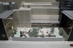 「ニューヨーク近代美術館 (MoMA) 」谷口吉生 (2004)
