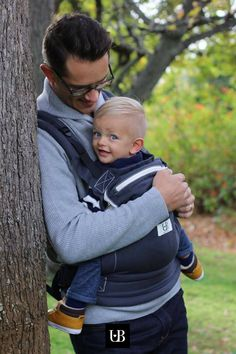 52fad7d361 Dad doesn t need to feel like a third wheel. Babywearing will help him