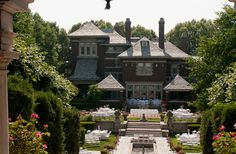 Unique wedding venues in indiana and michigan inspired living the inn at irwin gardens in columbus indiana bb rental junglespirit Images