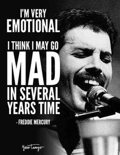 40 Best Freddie Mercury Quotes & Queen Song Lyrics Of All Time Queen, a legendary musical phenomena. Famous Quotes From Songs, Song Quotes, New Quotes, Song Lyrics, Funny Quotes, Inspirational Quotes, Freddie Mercury Zitate, Freddie Mercury Quotes, Queen Freddie Mercury