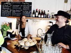 Lounas: Cafe Vesa Leppälä on kokannut niin Fidzi-saarilla, San Diegossa kuin Genevessä. Nyt maailmanmatkaajan makuja nautitaan Tampereen Pispalassa.
