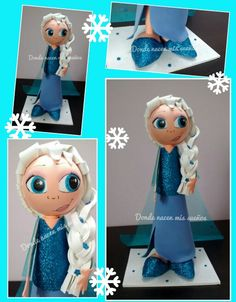 Fofucha Elsa  www.facebook.com/dondenacenmisuenos