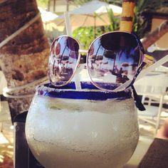 It's Happy Hour somewhere, Indigo Beach, Playa del Carmen