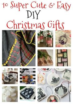 10 Super Easy DIY Christmas Gifts If you are looking for a budget friendly and super cute DIY gift to give to those special people in your life this year- this is the post for you! Easy Diy Christmas Gifts, Teacher Christmas Gifts, Christmas Cats, Easy Gifts, Homemade Gifts, Christmas Home, Christmas Ideas, Homemade Christmas, Christmas Inspiration