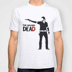 The walking dead T-shirt by sgrunfo - $22.00