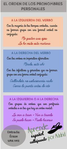 Érase una vez - Aprende español callejeando por Madrid