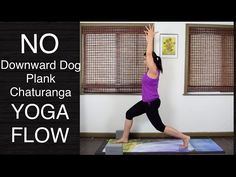 Wrist Free Hands Free Yoga Flow Class for All Levels - 50 Minutes - YouTube
