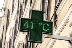 41 Grad in Rom: Die Krankenhäuser verzeichneten einen verstärkten Andrang bei den Notaufnahmen. Bei schweren Unwettern infolge der großen Hitze starben am Wochenende drei Menschen im Norden Italiens.