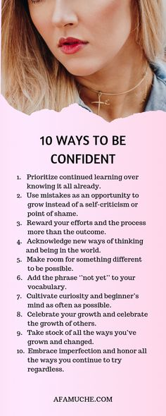 Self-confidence tips that will change your life and improve your growth infographic, How to build self-confidence and cultivate a lifestyle of positivity infographic, how to be self-confident and love yourself through self-confidence motivation and inspiration infographics, personal growth infographic, lifeskills #personaldevelopment, #selfimprovement, #selfconfidencearticles #infograpahic