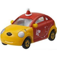 Takara Tomy Tomica Disney Motors Winnie Pooh Corotto Christmas Limited New DM03   eBay