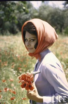 September 20, 1934:Sophia Loren was born in Rome, Italy.