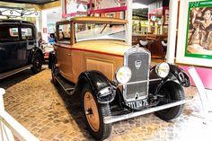 #Peugeot #201 au Musée de l'Aventure #Peugeot  Reportage complet : http://newsdanciennes.com/2015/08/19/on-a-teste-pour-vous-le-musee-de-laventure-peugeot/ #classiccar #voiture #ancienne #vintage