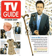 dr house walking stick | TV Guide - Place to get the Cane for House