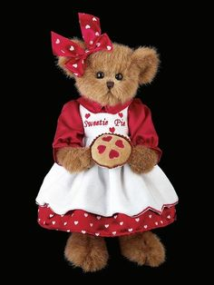 boyds valentine's day bear