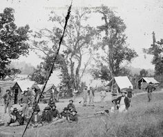 American Civil War Battle of Chickamauga pictures - photos & art pics