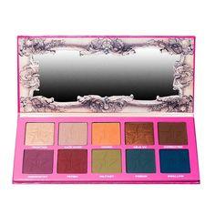 Androgyny Eyeshadow Palette from Jeffree Star Cosmetics #veganmakeup #crueltyfree