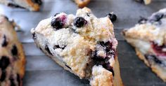 Can I interest you in something blueberry? These blueberry scones will melt in your mouth. (recipe below). Not what you're looking for...