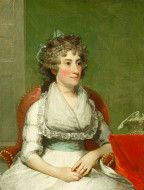 Catherine Yates Pollock (Mrs. George Pollock) 1793-4