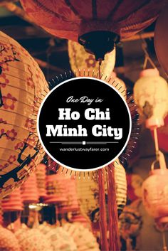 Follow this packed itinerary to spend a perfect day exploring many of the most popular sites in Ho Chi Minh City, Vietnam.