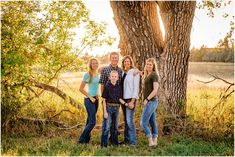 The Martell family photos in Kiowa Colorado. Comanche Creek homestead extended family photo session by Laura Smith Photography. Outdoor Family Pictures, Summer Family Pictures, Summer Family Photos, Family Maternity Photos, Teenage Family Photos, Family Pics, Family Portrait Poses, Family Posing, Large Family Photography