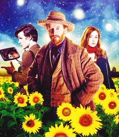I loved the episode with VanGogh, and the exploding TARDIS painting later.