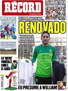 México - RÉCORD 24 de marzo del 2015