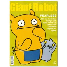 Giant Robot - Issue #42
