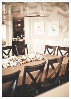 black, white, and beige decor - traditional decor with a contemporary twist
