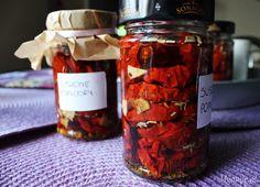 Sałatka z ogórków na zimę - Mgotuje Pickles, Mason Jars, Turmeric, Mason Jar, Pickle, Pickling, Glass Jars, Jars